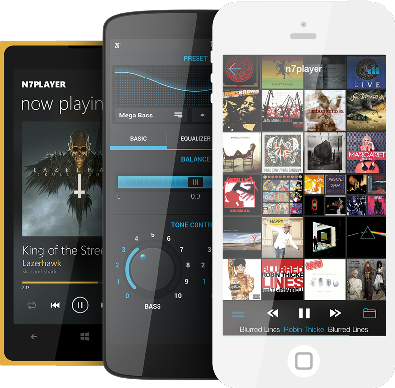 N7player   Your Music Player